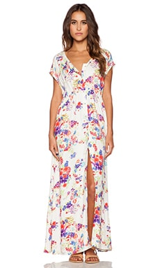 Somedays Lovin Sweet Delilah Maxi Dress in Multi