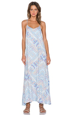 Somedays Lovin Tiled Sky Maxi Dress in Multi