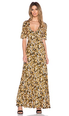 Somedays Lovin Star Valley Maxi Dress in Multi