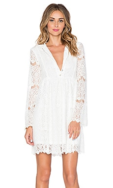 Runaway Lace Dress