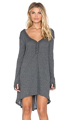 Somedays Lovin Night Stroller Tunic in Charcoal