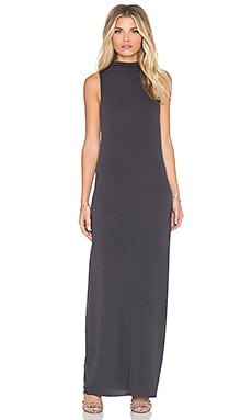Somedays Lovin Lost Ones Maxi Dress in Charcoal