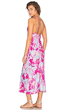 Pintura Floral Maxi Dress in Multi