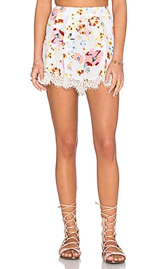 Somedays Lovin Sophia Floral Short in Multi