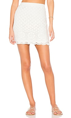 Mystifying Crochet Skirt Somedays Lovin $41