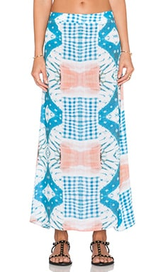 Somedays Lovin Drifter Maxi Skirt in Multi