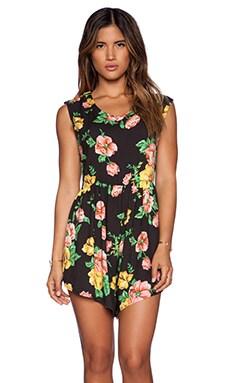 Somedays Lovin The Seeker Floral Playsuit in Multi