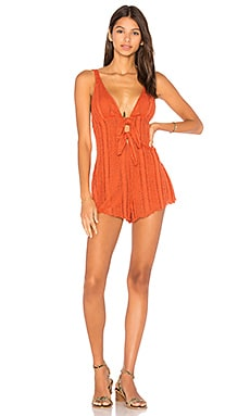 Road to Wilderness Playsuit