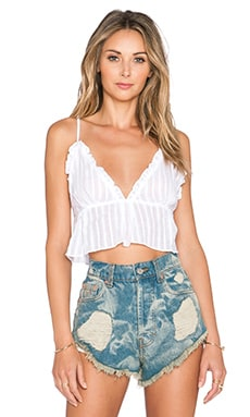 Somedays Lovin Moonlight Mile Cami In White