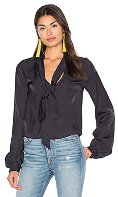 Midnight Hour Blouse en Midnight