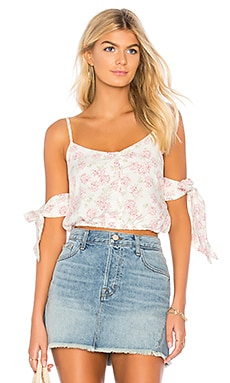 Young & Restless Crop Top Somedays Lovin $30 (FINAL SALE)