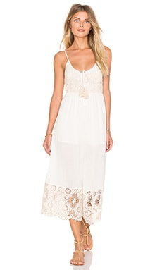 Somedays Lovin Moon Sister Jumpsuit in Natural
