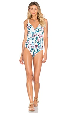 Somedays Lovin Freesia One Piece Swimsuit in Multi