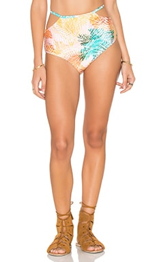 Somedays Lovin Rhapi Palm Bikini Bottoms in Multi