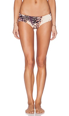 Somedays Lovin Native Ties Sporty Bikini Bottom in Multi