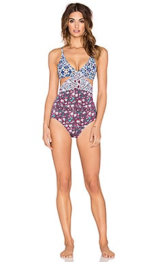 Somedays Lovin Be Wild Swimsuit in Multi