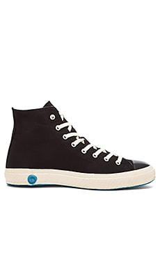 Shoes Like Pottery High Top Canvas in Black