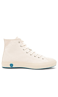 Shoes Like Pottery High Top Canvas in White
