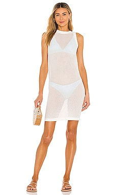 Carson Dress Solid & Striped $198