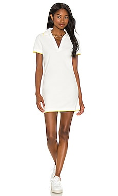 The Farrah Dress Solid & Striped $198