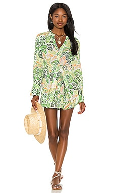The Oakley Shirt Dress Solid & Striped $188