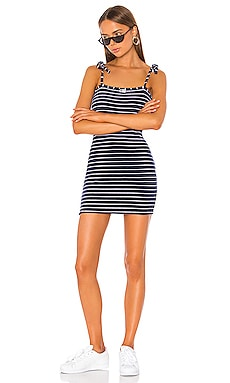 MINIVESTIDO Solid & Striped $158