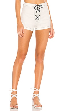 Denim Sailor Short Solid & Striped $42 (FINAL SALE)