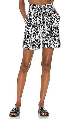 Talia Short Solid & Striped $188