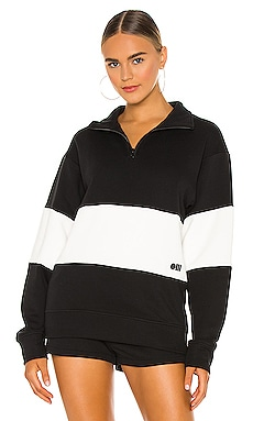 Pullover Solid & Striped $188