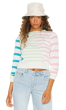 PULL MACKENZIE Solid & Striped $168