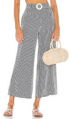Palazzo Pant Solid & Striped $75