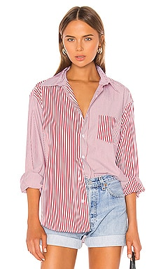 6ee46411a084cd x RE/DONE Oxford Button Down Solid & Striped $168 NEW ARRIVAL ...