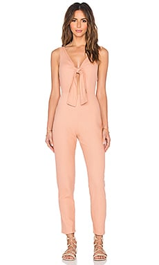 Solid & Striped The Jumpsuit in Pink