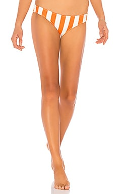 Фото - Низ бикини ellie - Solid & Striped оранжевого цвета