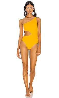 MAILLOT DE BAIN 1 PIÈCE CLAUDIA Solid & Striped $148