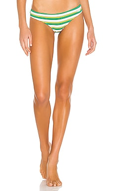 Stripe Bikini Bottom Solid & Striped $79