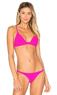 The Morgan Bikini Top in Pop Azalea