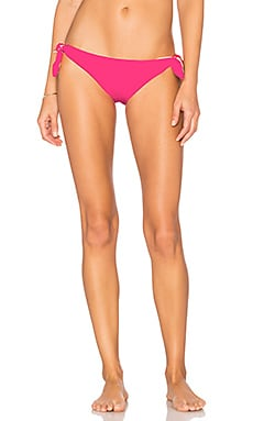 The Jane Bikini Bottom in Pop Pink