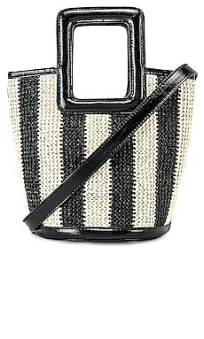 Pookie Crochet Tote Solid & Striped $62