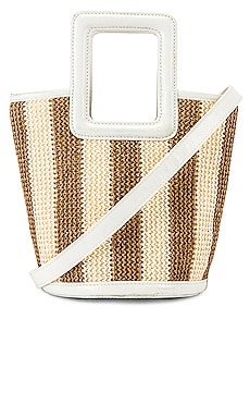BOLSO TOTE POOKIE Solid & Striped $86