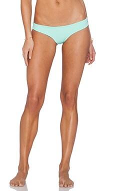 Salt Swimwear Freya Bikini Bottom in Mint