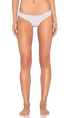 Salt Swimwear Camila Bikini Bottom in Sahara Crema