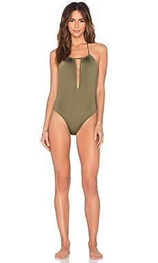Surry Swimsuit in Olive