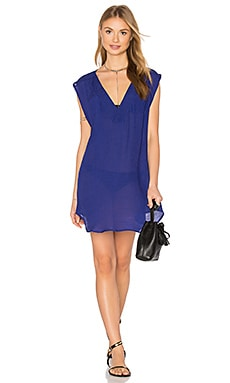 Salt Swimwear Alexa Tunic in Cobalt