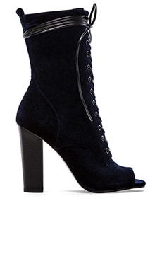 Peace Love Shea x Steve Madden Venice Boot in Blue