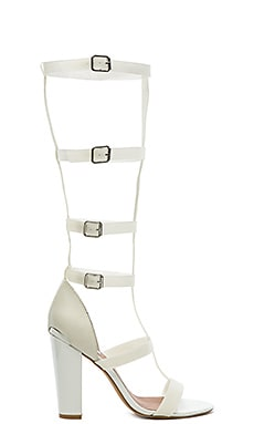 Steve Madden x Iggy Azalea Bout-it Heel in White