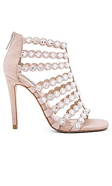 Shinning Heel in Blush Multi