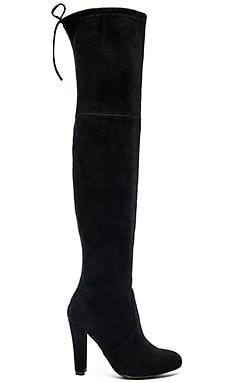 Steve Madden Gorgeous Boot in Black