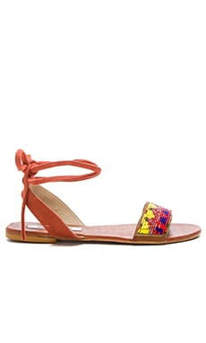 Shaney Sandal in Bright Multi