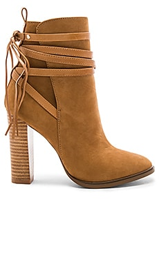 Gaybel Bootie in Tan Nubuck